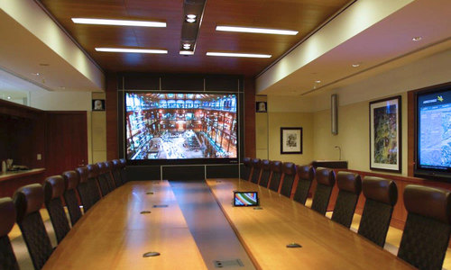 Noslar AV Boardroom