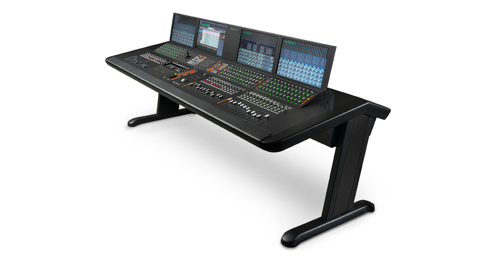 Noslar working closely with BlackMagic on their new Fairlight audio systems