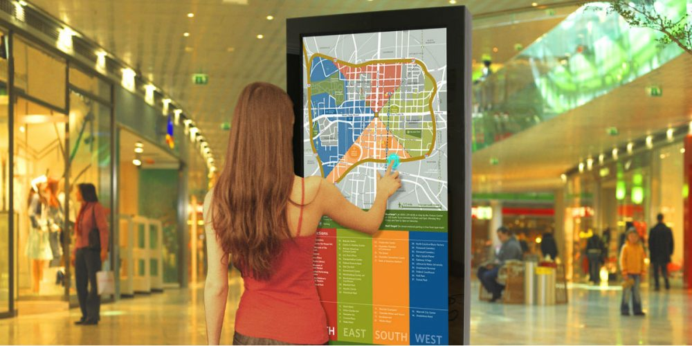 Digital signage solutions to improve your business by Noslar